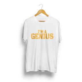 I am genius
