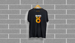 Men's Graphic Half Sleeve T-Shirts