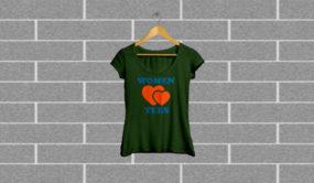 Women's Graphic Half Sleeve T-Shirts